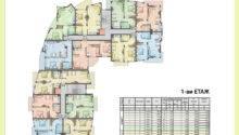 Maisonette Architectural Floor Plans