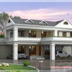 Malaysian Single Storey Bungalow House Design