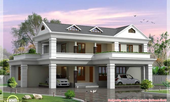 Malaysian Single Storey Bungalow House Design