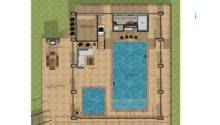 Mansion House Plans Indoor Pool Spa
