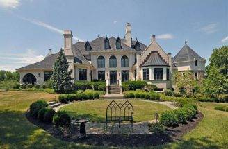 Mansions More Luxury Homes Elegant French Style Mansion