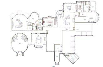 Mansions More Partial Floor Plans Have Designed