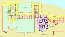 Map Villa Selene Design Jona Lendering
