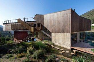 Maqui House Seasonal Spacious Located Nature