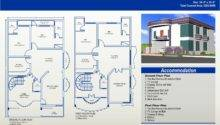 Marla Ground Floor First Plan
