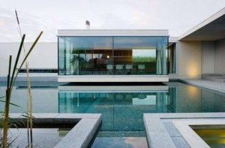 Marte Architekten Atrium House Architecture Pinterest