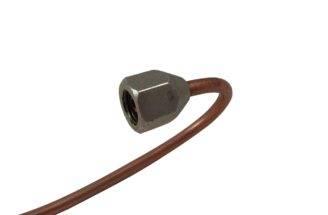 Massey Ferguson Fuel Reservoir Heater Plug Pipe