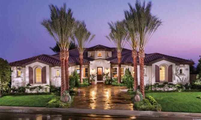 Masters Moorpark Country Club Luxury New Homes