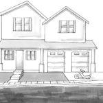 Mathewunicornjoseph House Drawings