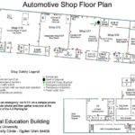 Mechanic Shop Floor Plans Pinterest