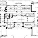 Mediterranean House Plans Courtyards Fantastic Danutabois