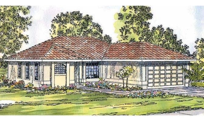 Mediterranean House Plans Navarro Associated Designs