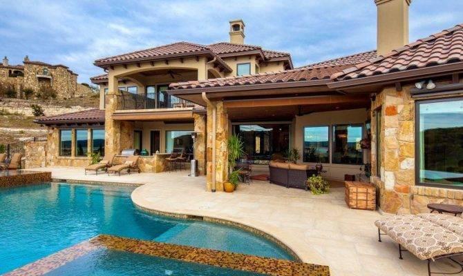 Mediterranean Sterling Custom Homes