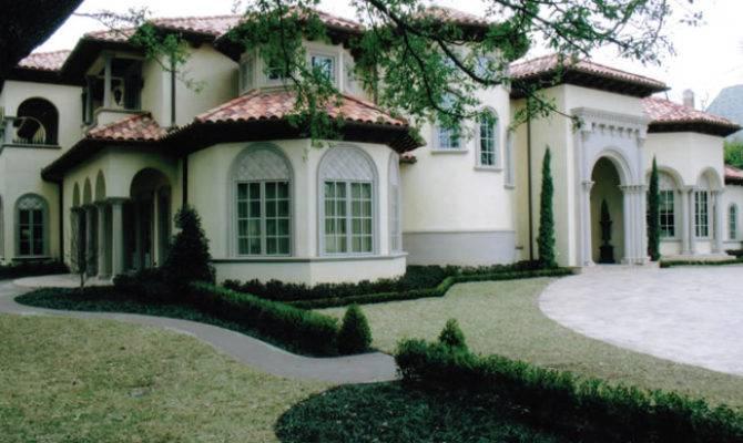 Mediterranean Style Custom Home Builder Avida Homes