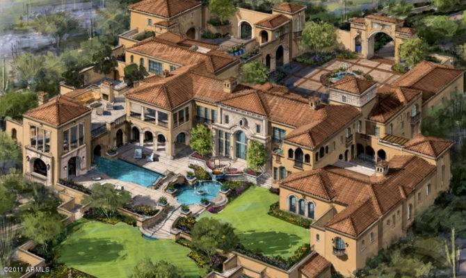 Mega House Plans Unique