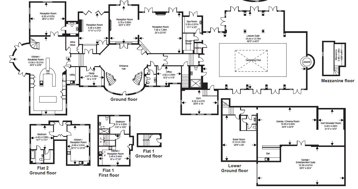 Mega Mansion Floor Plans House  Diagrams  Scott Design   House. Mega Mansion Floor Plans House  Diagrams  Scott Design   House