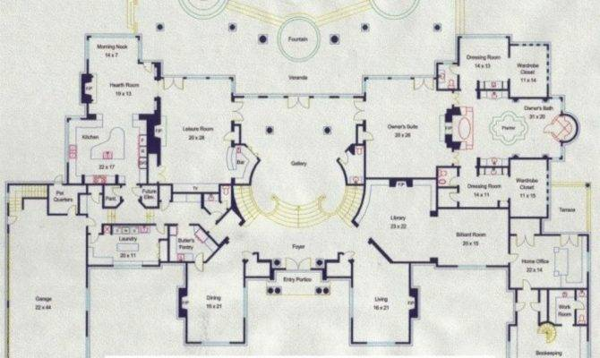 Mega Mansion House Plans 28+ [ mega homes floor plans ] | 17 best ideas about mansion floor