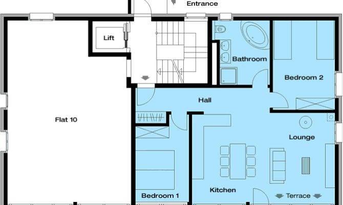 Metal Building Shop Apartment Floor Plans