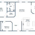 Metal Home Plans Joy Studio Design Best