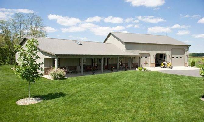 Metal Pole Barn House Plans Joy Studio Design Best