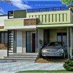 Meter Small Single Floor Home Kerala Design Plans