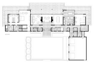 Mid Century Modern Home Floor Plans Plan House