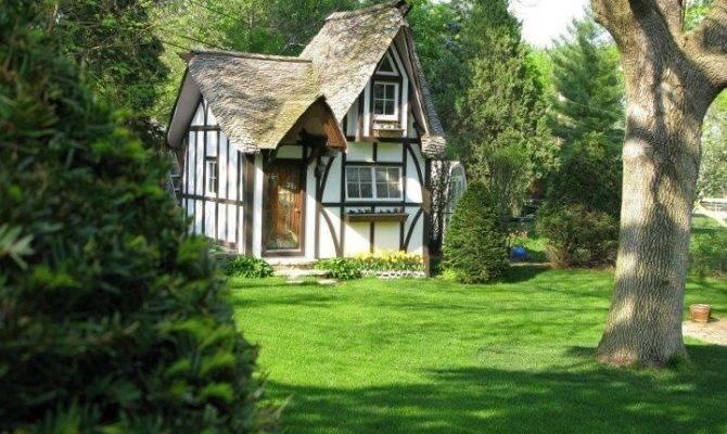 Mini Tudor Cottages Pinterest