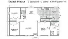 Mobile Home Floor Plan Plans Josefina