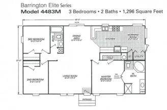 Mobile Home Floor Plan Plans Josefina