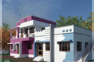 Model Home Design Feet Kerala Floor Plans
