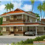 Model Home Plan Feet Kerala Design Floor Plans