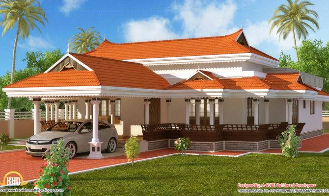 Model House Design Kerala Home Floor Plans