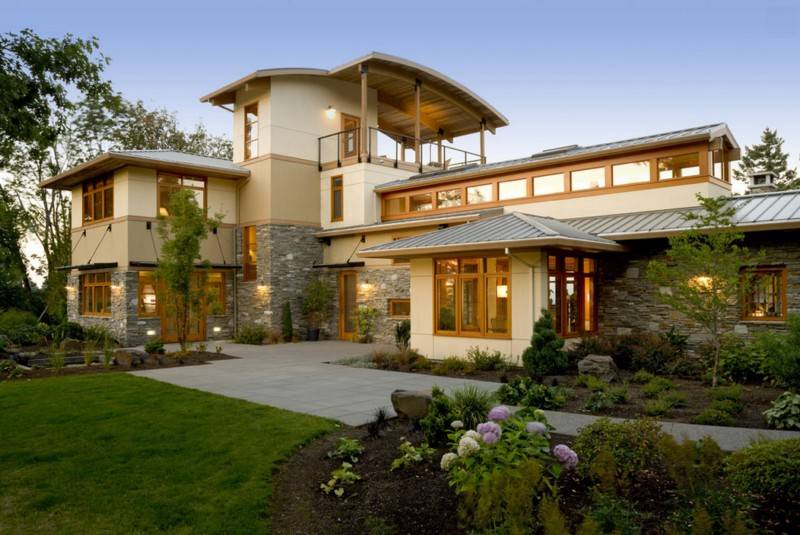 Fabulous Modern American Home Home Building Plans 37778 Largest Home Design Picture Inspirations Pitcheantrous