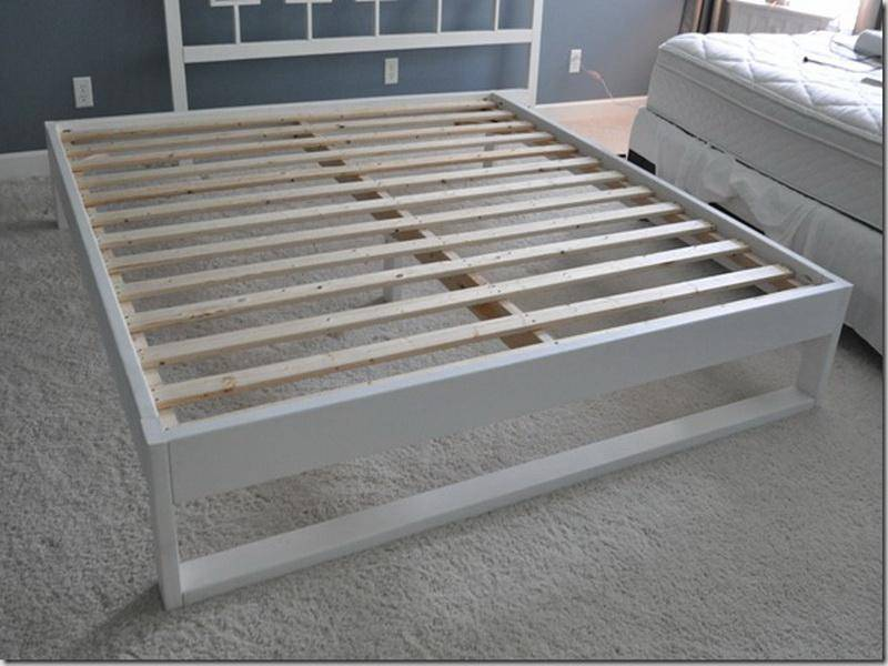 image 21 of 22 click image to enlarge modern bed frame diy bath home building
