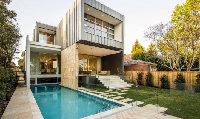 Modern Box House Openings Inspiring Freedom Sydney Australia