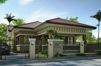 Modern Bungalow House Plans