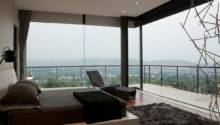 Modern Contemporary Bedroom Glass House Design Decosee