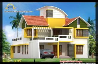 Modern Contemporary Homes June