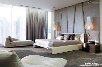 Modern Cottage Design Bedroom Decoration Effect Chart Greatly Entire