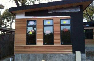 Modern Dwelling Style Produced Shed Great