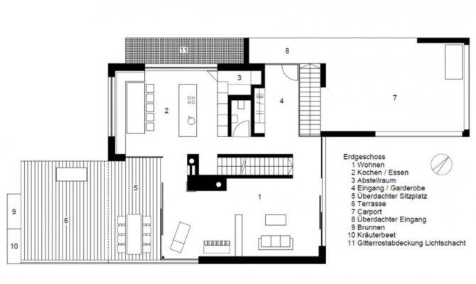 Modern Architecture Design Plans 23 beautiful modern architecture house floor plans - home building