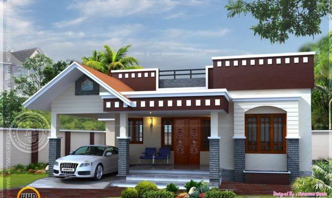 Modern Home Designs Plan Small House