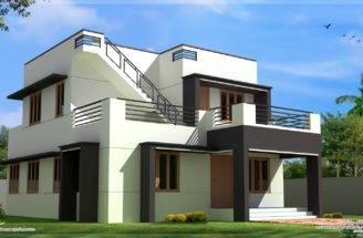 Modern House Design Feet Kerala Home Floor
