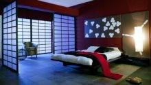 Modern Japanese Style Home Bed Room Dreamlovewallpapers