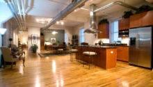 Modern Kitchen Open Floor Plan Interior Design Architecture