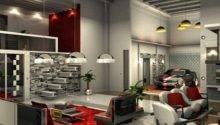 Modern Loft Garage Cool Garages Pinterest