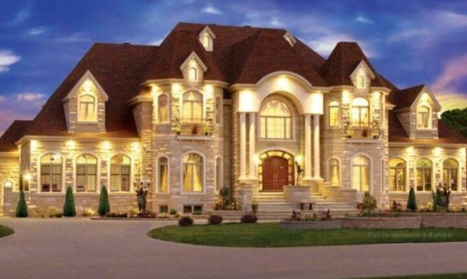 Modern Mansion Dream House Pinterest