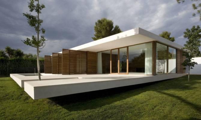 Modern Minimalist House Architecture Decor Decosee