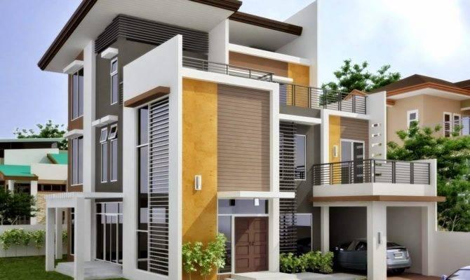 Modern Minimalist House Latest Home Design