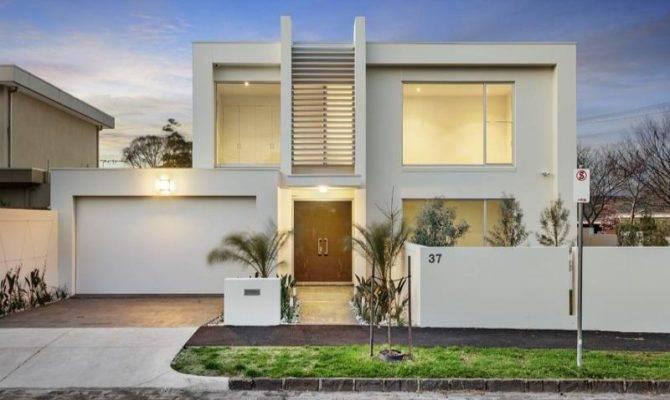 Modern Minimalist Residence Brighton Australia